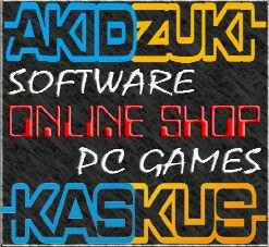 AKIDZUKI PC GAMES SHOP