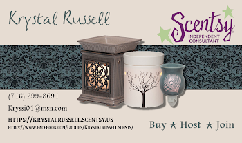 Krystal Russell Independent Scentsy Consultant