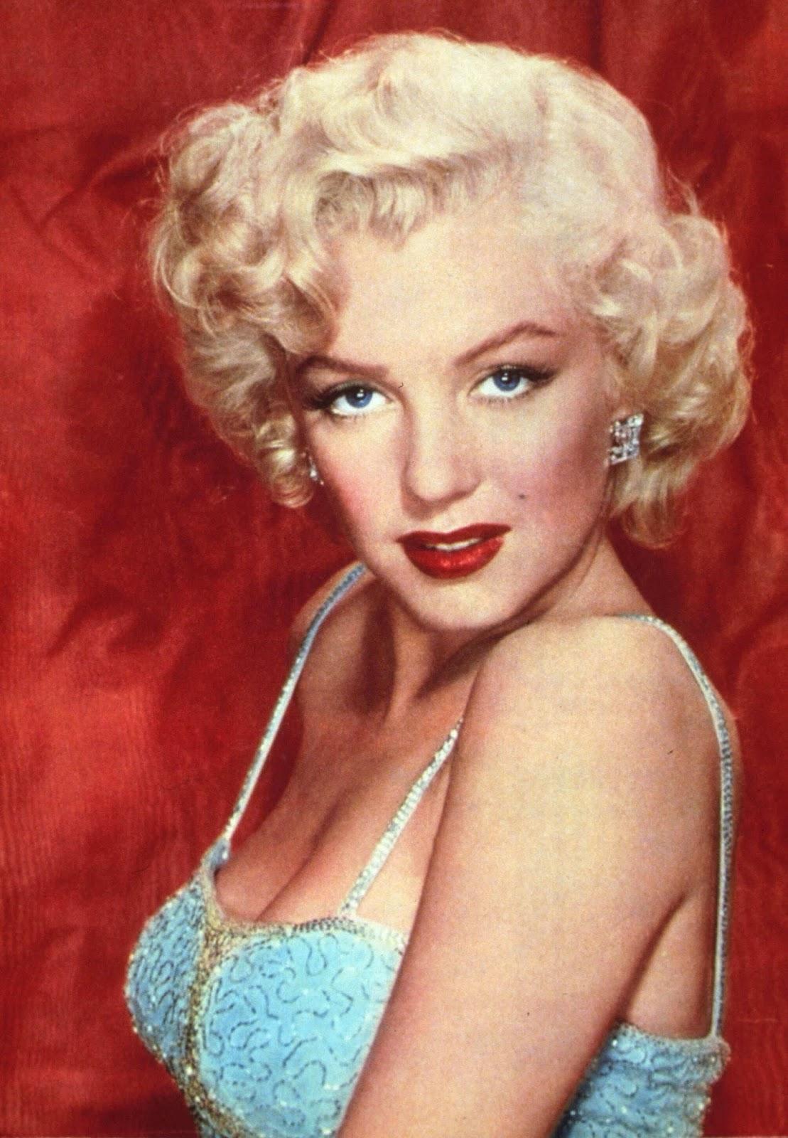 Marilyn Monroe desnuda - Fotos y Vídeos -