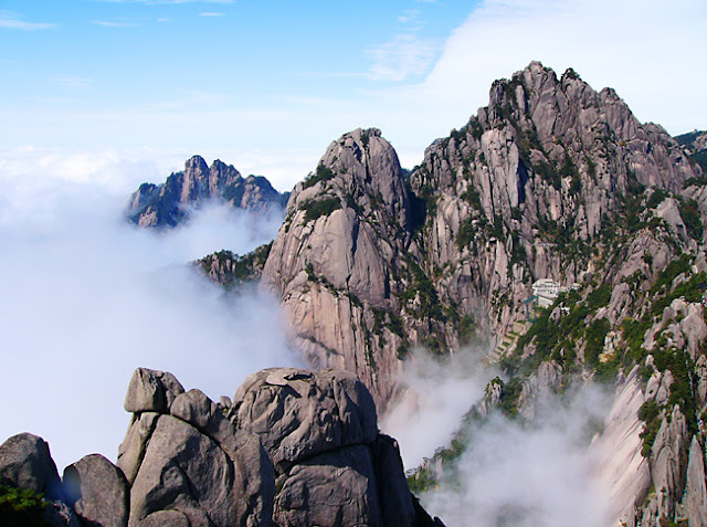 Huangshan Bridge - China