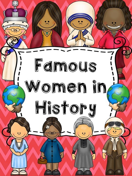 https://www.teacherspayteachers.com/Product/Womens-History-1737035