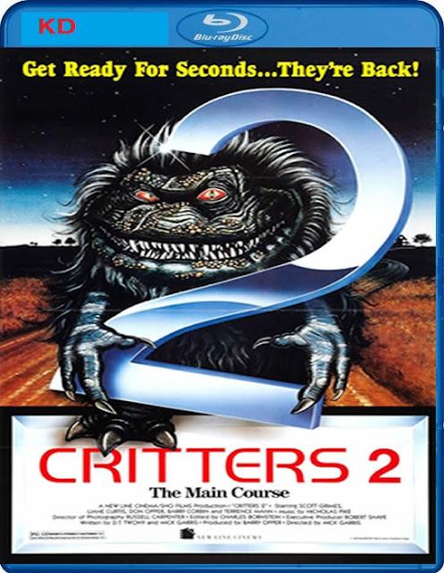 Critters 2 [1988][HDRip][Castellano][Terror][Ed.2013]