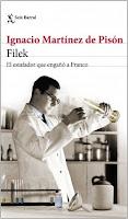 'Filek' de Ignacio Martínez de Pisón