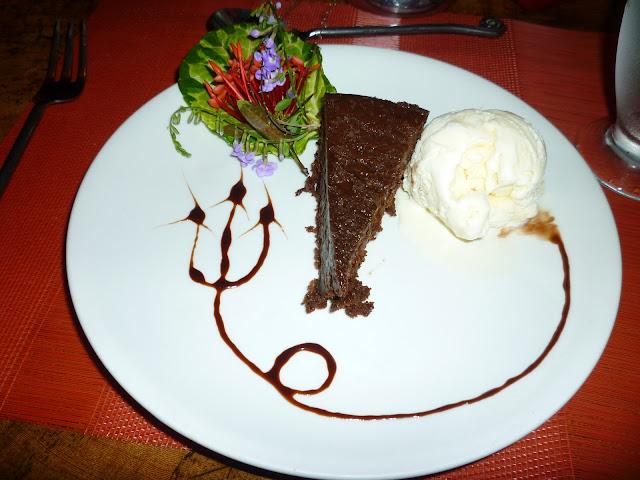 Exotica Restaurant in Ojochal, Costa Rica