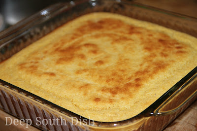 Deep South Dish: Southern Skillet Cornbread