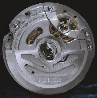 calibre MT5612 Tudor