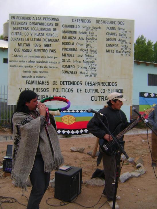 """""""Jornada conmemorando la Resistencia Indígena al descubrimiento de America"""
