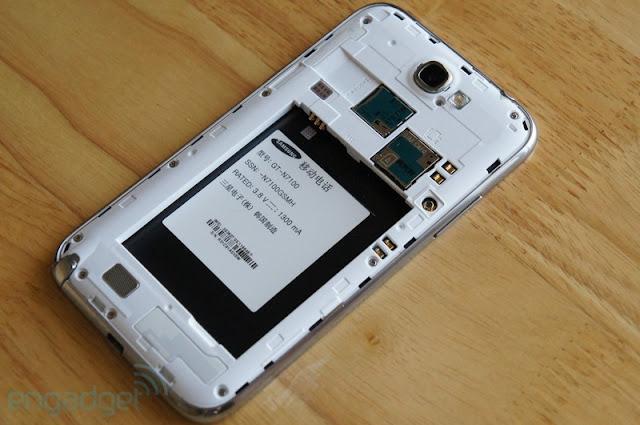 dsc02100 Samsung Galaxy Note 2 İncelemesi