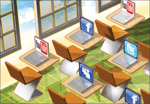 post+redes Hoy día la información te busca a ti.
