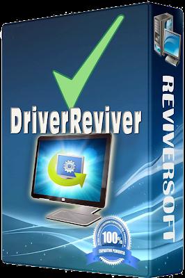 Driver Reviver 4.0.1.60 (32 bit + 64 bit) + Crack