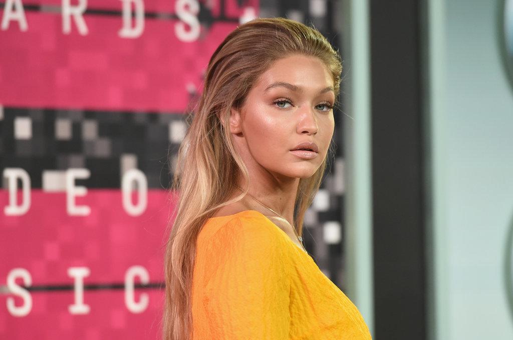 Gigi Hadid Makeup VMAs 2015