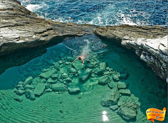 بحيرة جيولا في اليونان من أجمل البحيرات فى العالم