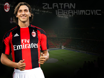 Zlatan Ibramovic Ac Milan Players