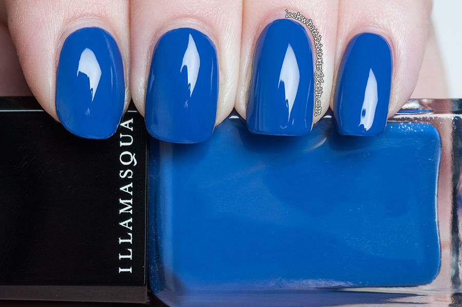 Illamasqua Force nail polish swatch