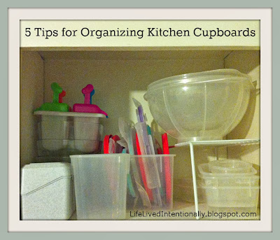 10 Steps for Organizing Kitchen Cabinets - Houzz