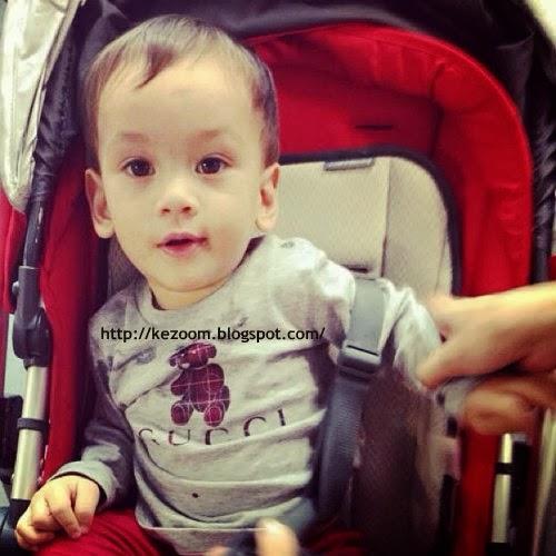Gambar Anak Farid Kamil, Muhammad