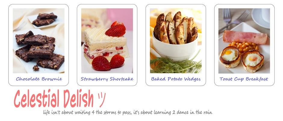 Celestial Delish ツ (Singapore Food & Recipe Blogger)
