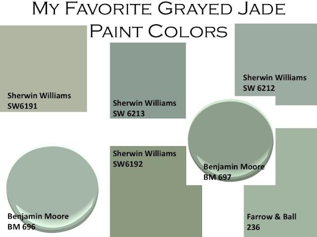 Pantone Grayed Jade Blogher