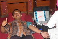 Donorkan Darah Untuk Kehidupan
