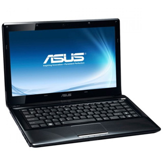 Asus A43SJ-VX399D Black - 14 Laptop