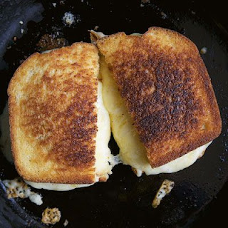 grilled cheese, food