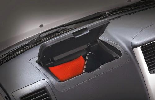 Daihatsu Luxio Double Laci