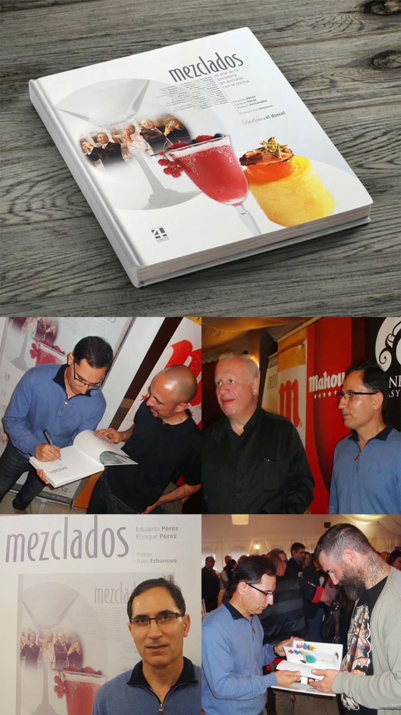 Juan Echanove, autor del prólogo, presentó el libro