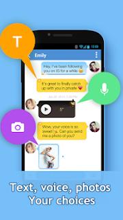 InstaMessage-Chat,meet,hangout 2.1.1 APK gratis