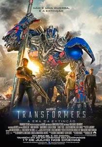 Download Transformers : A Era da Extinção   Dublado AVI + RMVB