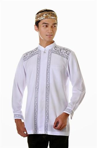 Trend Baju Muslim Pria Model Terbaru 2015/2016