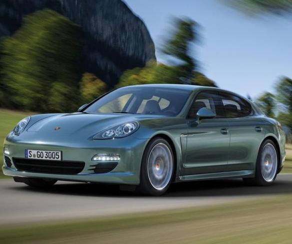 Porsche Panamera Price 2011 Uk