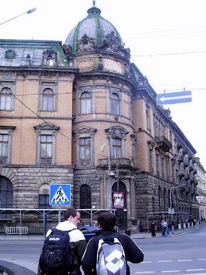 Que visitar en Lviv, edificios historicos