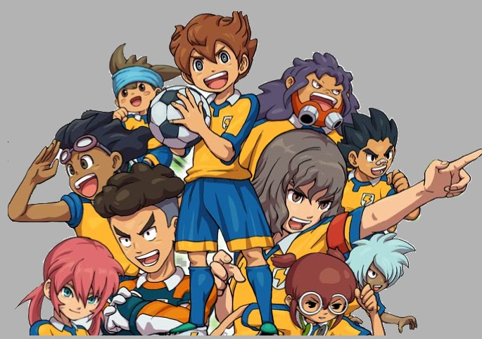 Inazuma Eleven Go Online