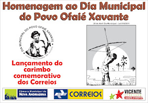 Homenagem ao Povo Ofaié Xavante