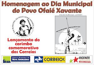 Homenagem ao Povo Ofaié Xavante