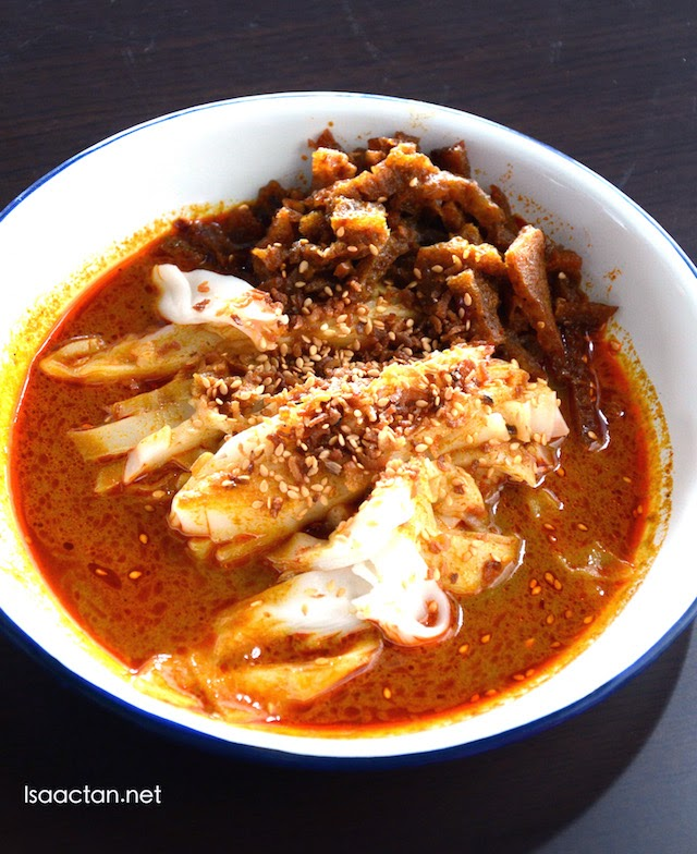 Curry Sauce with Sambal Chee Cheong Fun - RM4.50