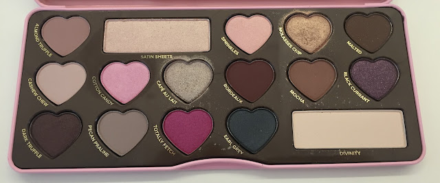 Too Faced, Too Faced Chocolate Bon Bons Eye Shadow Collection, eyeshadow, eye makeup, makeup palette