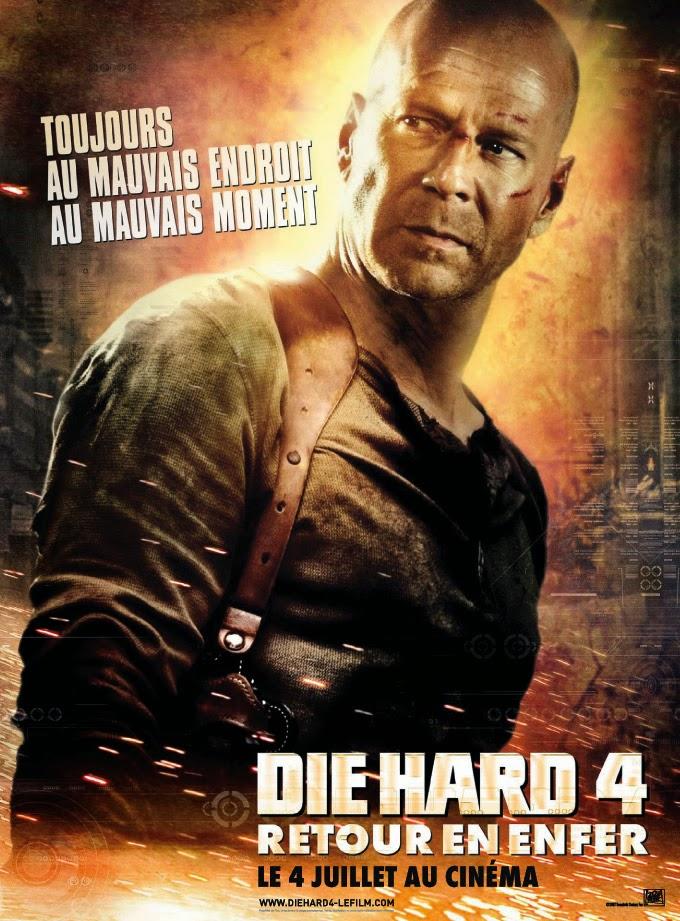 Tử Thủ 4 - Die Hard 4.0 (Live Free or Die Hard) - 2007