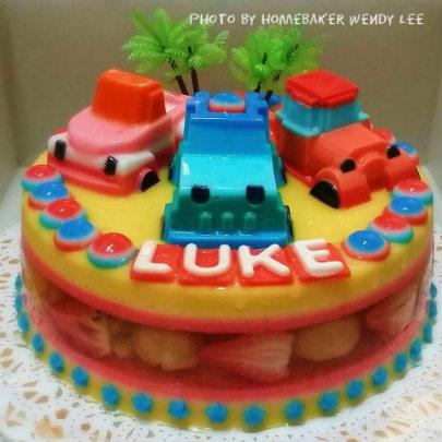 Customized Birthday Cake Images