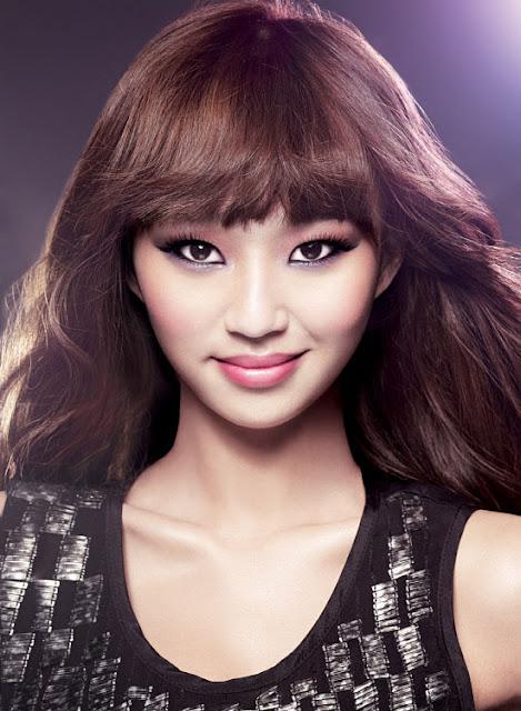 Korea Cantik : Hyorin Sistar - gambar foto cewek korea cantik
