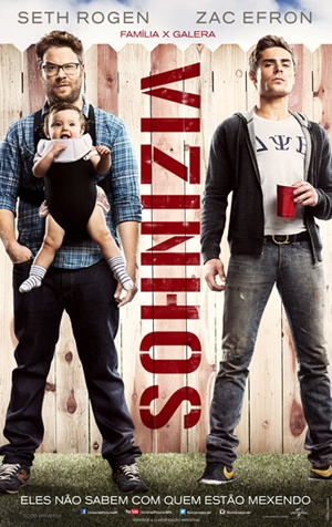 Filme Vizinhos BluRay 2014 Torrent