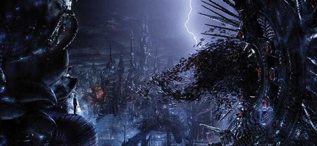Matrix cidade das trevas