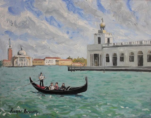 Venice,Gondola ride.
