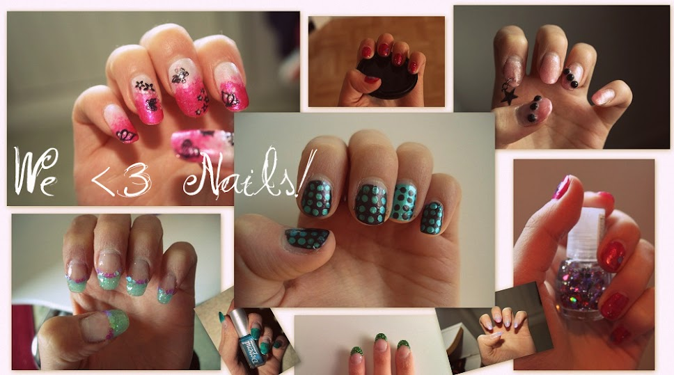 We heart nails!