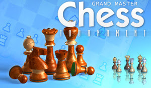 لعبة الشطرنج Grandmaster Chess Tournament