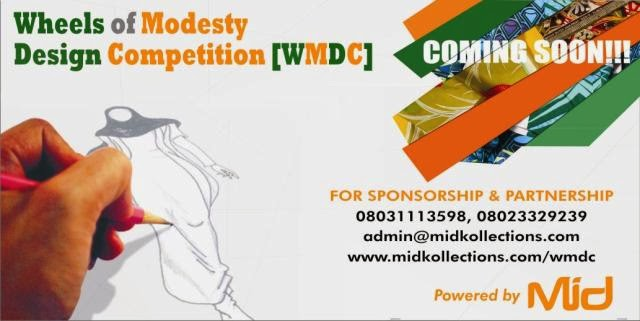 Wheels of Modesty Competion is On!!!