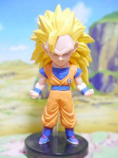 Miniatura do Goku SSJ3