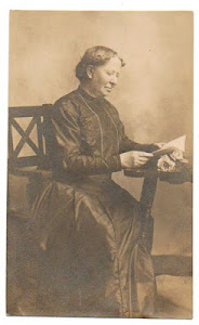 Emma Green Cook, My Great Great Grandmother