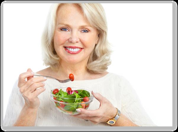 Alimente potrivite varstei (peste 50 de ani)