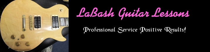 LaBash Guitar Lessons
